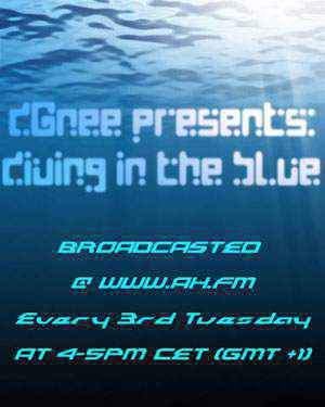 D@nee - Diving In The Blue 093 (2014-10-21)